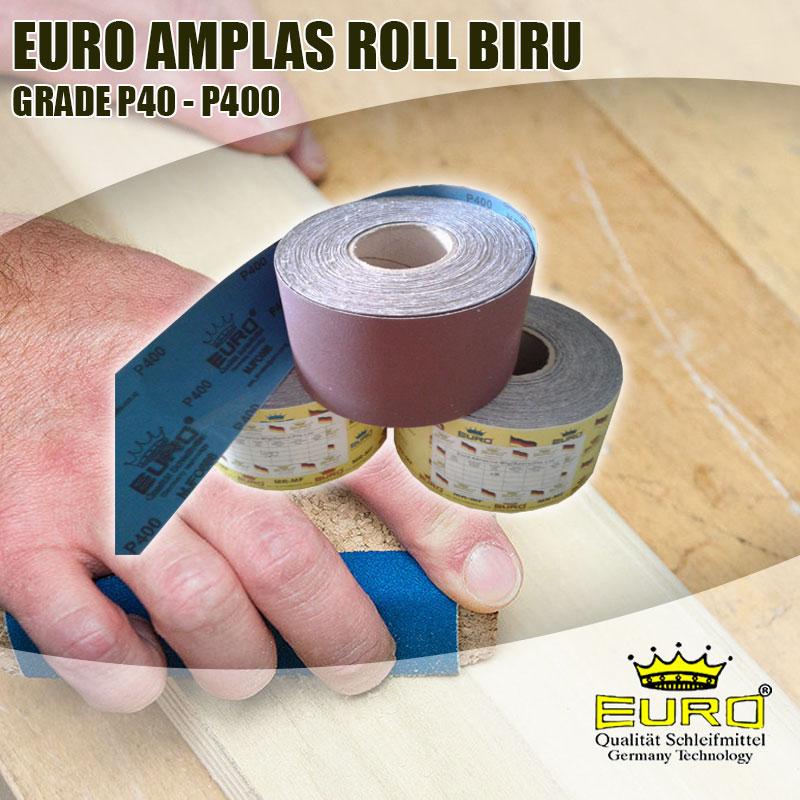 EURO Amplas Blue
